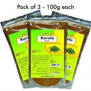 Buy Herbal Hills Karela Powder - Nykaa