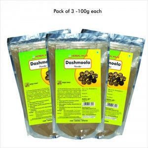 Buy Herbal Hills Dashmoola Powder - Nykaa