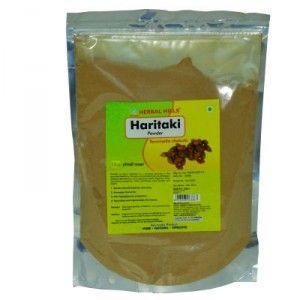 Buy Herbal Hills Haritaki Powder - Nykaa