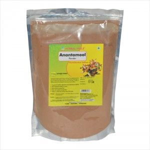 Buy Herbal Hills Anantamool Powder - Nykaa