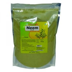 Buy Herbal Hills Neem patra Powder - Nykaa