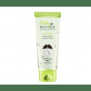 Buy Biotique Bio Milk Nurturing Baby Moisture Cream - Nykaa