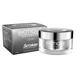 Buy Biotique Advanced BXL Cellular Walnut Resurfacing Scrub - Nykaa