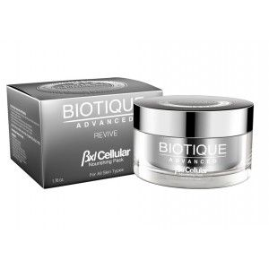 Buy Biotique Advanced BXL Cellular Pistachio Nourishing Pack - Nykaa