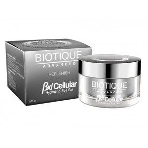 Buy Biotique Advanced Replenish BXL Cellular Hydrating Eye Gel - Nykaa