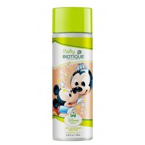 Buy Biotique Disney Baby Boy Bio Morning Nectar Nourishing Lotion - Nykaa