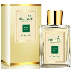 Buy Biotique Fresh Neroli Eau De Cologne - Nykaa