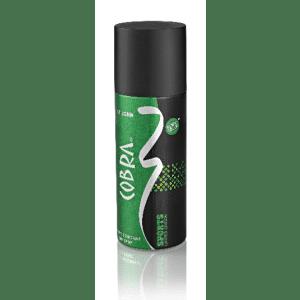 Buy ST.John Cobra Sports Limited Edition Deodorant Body Spray - Nykaa