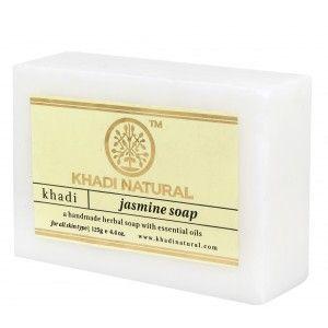 Buy Khadi Natural Jasmine Soap - Nykaa