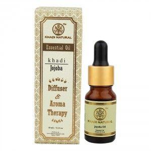 Buy Khadi Natural Jojoba Essential Oil - Nykaa