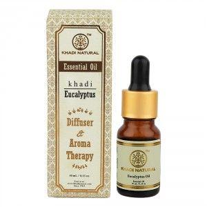 Buy Khadi Natural Eucalyptus Essential Oil - Nykaa