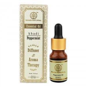 Buy Khadi Natural Peppermint Essential Oil - Nykaa