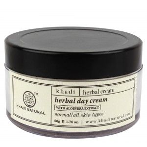 Buy Khadi Natural Herbal Day Cream - Nykaa