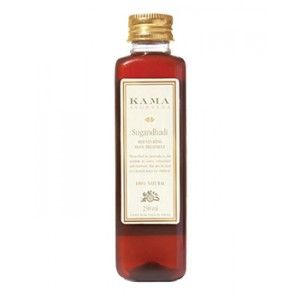 Buy Kama Ayurveda Sugandhadi Rejuvenating Body Treatment Oil - Nykaa