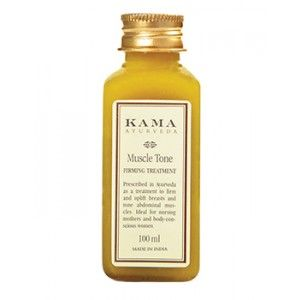 Buy Kama Ayurveda Muscle Tone Firming Treatment Oil - Nykaa