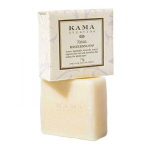 Buy Kama Ayurveda Navaa Retexturising Soap - Nykaa