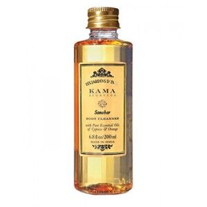 Buy Kama Ayurveda Sanobar Body Cleanser - Nykaa