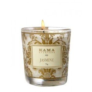 Buy Kama Ayurveda Jasmine Candle - Nykaa