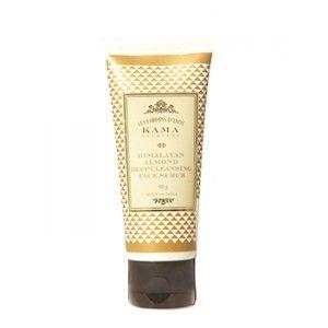 Buy Kama Ayurveda Himalayan Almond Deep Cleansing Face Scrub For Men - Nykaa