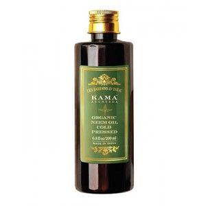 Buy Kama Ayurveda Organic Neem Oil - Nykaa