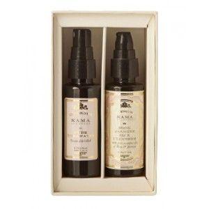 Buy Kama Ayurveda Rose & Jasmine Face Care Gift Box - Nykaa