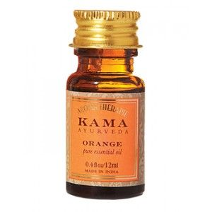 Buy Kama Ayurveda Orange Essential Oil - Nykaa