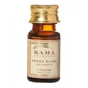 Buy Kama Ayurveda Sweet Basil Essential Oil - Nykaa