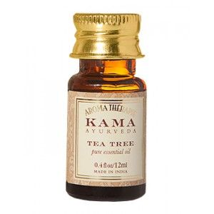 Buy Kama Ayurveda Tea Tree Essential Oil - Nykaa
