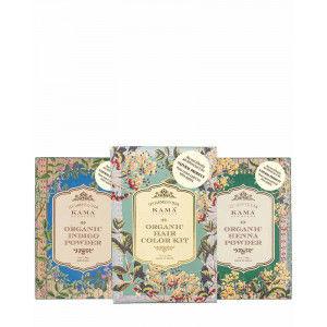 Buy Kama Ayurveda Organic Hair Color Kit - Nykaa