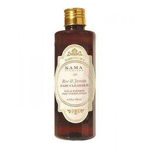 Buy Kama Ayurveda Rose And Jasmine Hair Cleanser - Nykaa
