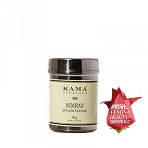 Buy Kama Ayurveda Nimrah Anti Acne Face Pack - Nykaa