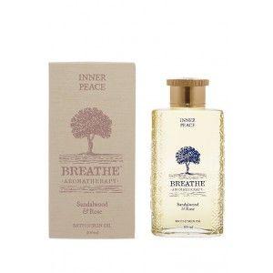 Buy Breathe Aromatherapy Inner Peace Meditation Bath And Skin Oil - Nykaa