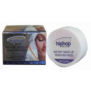 Buy HipHop Make-Up Remover Pads - Nykaa