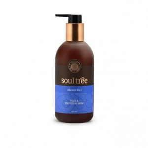 Buy SoulTree Neem & Tulsi Shower Gel  - Nykaa