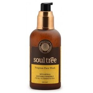 Buy SoulTree Nutgrass Face Wash - Nykaa
