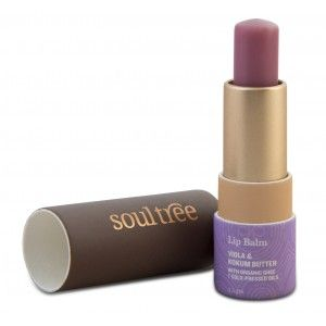 Buy SoulTree Viola & Kokum Butter Lip Balm - Nykaa