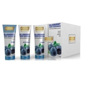 Buy Richfeel Blueberry Skin Radiance Kit - Nykaa