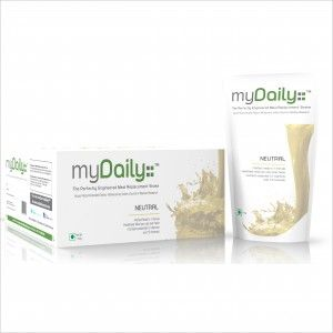 Buy myDaily Perfect Meal - Neutral (10 Meals Pack) - Nykaa