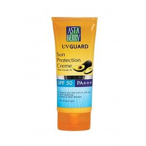 Buy Astaberry UV Guard Sun Protection Cream SPF 50 PA+++ (100 ml) - Nykaa