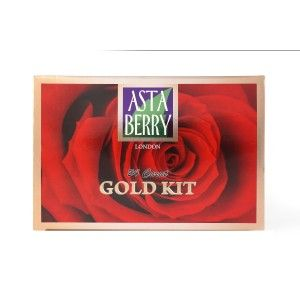 Buy Astaberry Gold Facial Big Kit - Nykaa