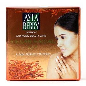 Buy Astaberry Kesar Facial Small Kit - Nykaa