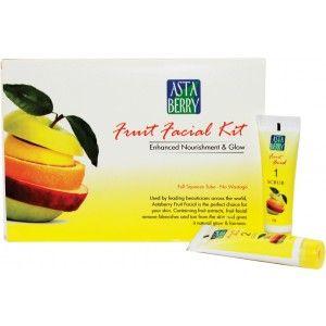 Buy Astaberry Fruit Facial Mini Kit - Nykaa