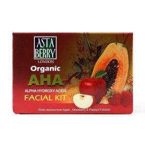 Buy Astaberry AHA Facial Kit - Nykaa