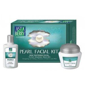 Buy Astaberry Pearl Facial Kit - Nykaa