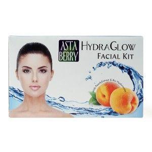 Buy Astaberry Hydraglow Facial Kit (12 Facial) - Nykaa