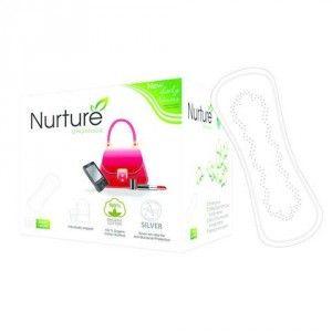 Buy Nurture Organics Panty Liners 180mm - Nykaa