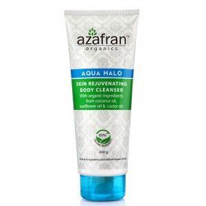 Buy Azafran Organics Aqua Halo Skin Rejuvenating Body Cleanser - Nykaa