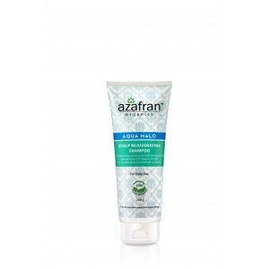 Buy Azafran Organics Aqua Halo Scalp Rejuvenating Shampoo - Nykaa