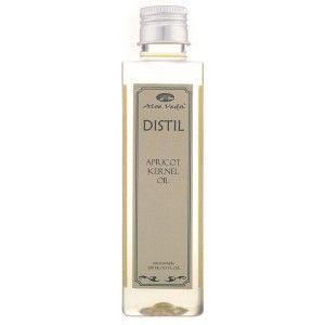 Buy Aloe Veda Distil  Massage Oil - Apricot Kernel oil - Nykaa