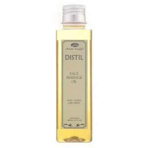Buy Aloe Veda Distil  Face Massage Oil - Anti Aging (Oily Skin) - Nykaa
